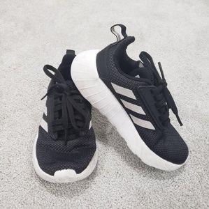 Boys Adidas Cloudfoam Tennis Shoes